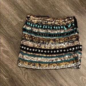 Party Mini Skirt